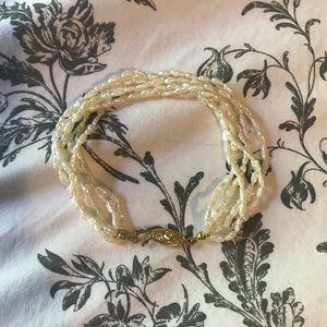 Jewelry - Faux Pearl Bracelet